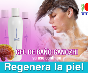 Shampoo y Gel de Baño Ganozhi