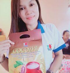 El Cocozhi DXN, la delicia saludable para toda edad.