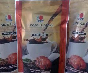 Suplemento Alimenticio DXN De Café Negro