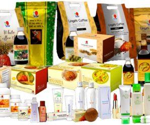 Ganoderma Lingzhi DXN, ¿qué producto es el mejor?