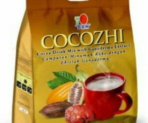 Cocozhi DXN el mejor de los chocolates